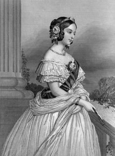 Historical Women - Queen Victoria