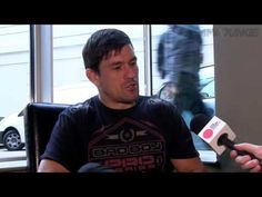 MMA Demian Maia talks with Mike Bohn ahead of UFC 204 in Manchester