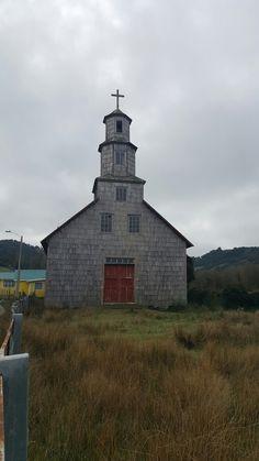 Iglesia de Chullec - Chiloé - Chile