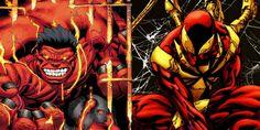 Iron Spider & Red Hulk Were Considered for Captain America: Civil War