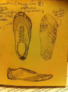 how to make your own shoes instructable — very cool!