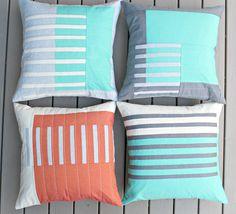 Slats pillows