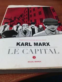 : Karl #Marx - Le capital version dessinée (@Tovaritch_Piotr)