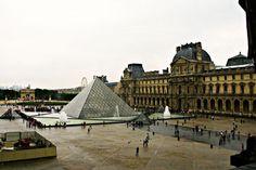 Reji K.A. Photo, Le Grande Louvre Project by I.M. Pei