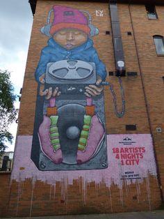 Viajar e descobrir: Grafittis