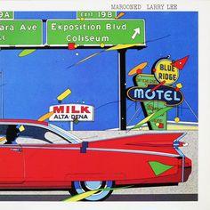 Larry Lee- Marooned (1982)  Art by Eizin Suzuki