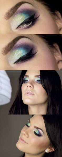 Best 101 Galaxy Inspired Eye Makeup Ideas https://www.fashiotopia.com/2017/05/05/101-galaxy-inspired-eye-makeup-ideas/ ou believe the because it's possible to observe that they've an impact on earth