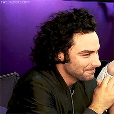 """I'm so hot in that scene, I'll send you a copy. Game Of Thrones Prequel, Aidan Turner Poldark, Aiden Turner, Kili, Gorgeous Guys, Daniel Craig, Irish Men, Middle Earth, You Are The Father"