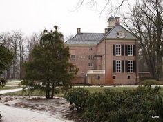 Het kasteel De Oosterhof in Rijssen dateert uit ongeveer 1330 Nederland