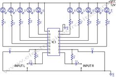 LED-STEREO-sound-LEVEL-INDICATOR-circuit-for-audio-amplifier-circuit-diagram.jpg (868×578)