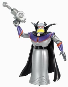 b6e96473967 Toy Story Space Zurg Figure by Mattel.  41.95. Blast into fun with the  popular