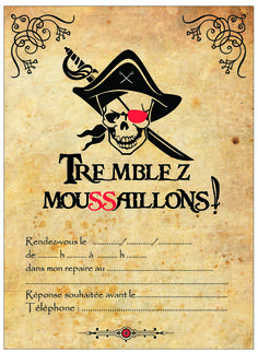 Discover recipes, home ideas, style inspiration and other ideas to try. Deco Pirate, Pirate Decor, Invitation Fete, Pirate Invitations, Pirate Birthday, Happy B Day, Halloween, Activities For Kids, Miniatures