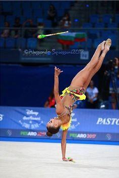 <<Dina Averina (Russia) # World Championships 2017, Pesaro, Itay>>