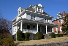history of roanoke va   ... Southwest Historic District Roanoke, Virginia.jpg - Wikimedia Commons