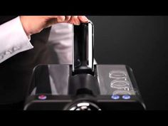 Nespresso Le Cube: How To - Activating the Pump System - YouTube