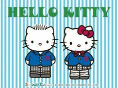 Hello Kitty et Dear Daniel