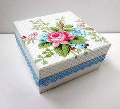 Krabičky - Krabička- ružičková - 5382818_