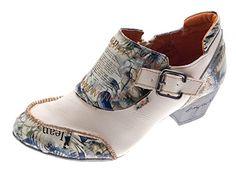 TMA Leder Damen Pumps Echtleder Comfort Schuhe TMA 6166 Halbschuhe Boots Weiß Creme Gr. 39 - http://on-line-kaufen.de/tma/39-eu-tma-leder-damen-pumps-viele-farben-echtleder-6