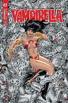 Vampirella - Seduction of the Innocent Book Seven: Chokula Part One (Issue) Horror Comics, A Comics, Anime Release, Comic Art Community, Teen Beach, Chapter One, Beach Blanket, Book Cover Art, Comics Online