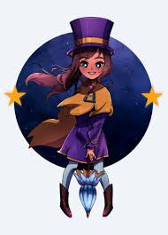 Playstation, Xbox, Monster Girl Encyclopedia, A Hat In Time, Adventure Games, So Creative, Indie Games, Time Art, Girl With Hat