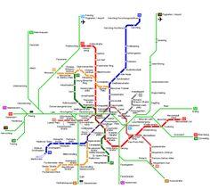 Amsterdam Metro Map Pdf
