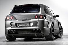 2009 Porsche Cayenne Turbo Gemballa Tornado 750 GTS