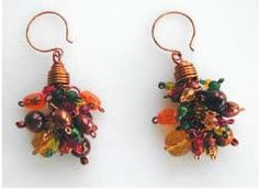 CAPTURE THE COLORS OF FALL WITH HANDMADE JEWELRY DESIGNS at https://www.wigjig.com/blog/1832-capture-the-colors-of-fall-with-handmade-jewelry-designs
