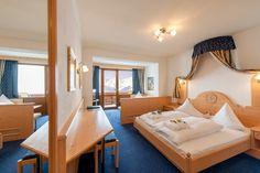 Doppelzimmer Süd: gemütliche Zimmer für zwei in Tirol