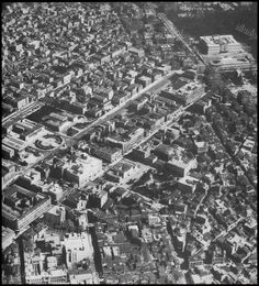 Athens in the Greece History, Greece Pictures, Athens Greece, City People, Old City, Vintage Pictures, Aerial View, Historical Photos, Old Photos