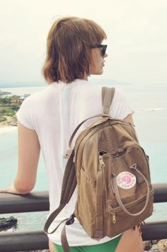 Kanken - Kanken Backpacks | Fjällräven Need one for traveling!