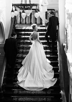This gorgeous Justin Alexander gown is in stock now at Bella Sera Bridal & Occasion!