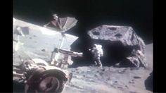 Alien Moon Base: Mistero delle rocce lunari