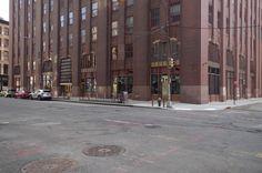 Manhattan Buildings, Life