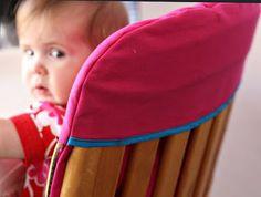 High Chair Cover Sewing Pattern   Sparklinbecks: Make A High Chair Cover