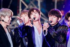 BTS at the 2016 MBC Gayo Daejejeon (161231 - 170101) ❤ #BTS #방탄소년단