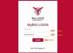 Ball State Student Login at my.edu Login complete step by step genuine guide you can get here in this post. Student Login, Valley College, Dear Students, Step Guide, State University, Searching, Sign, Guys