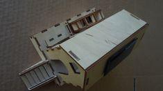 Solar watermill (ηλιακός νερόμυλος)  from Solar Toys