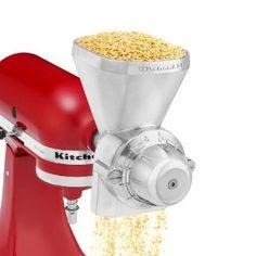 KitchenAid KGM Stand-Mixer Grain-Mill Attachment  ONE DAY IT WILL BE MINE