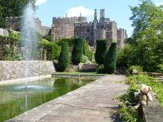 A trip to Berkeley Castle