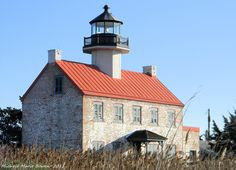 East Point Lighthouse~Maurice River Township~Cumberland County, New Jersey