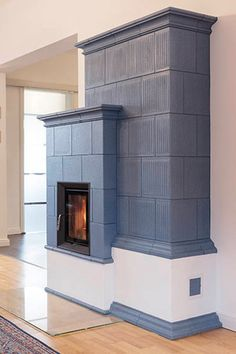 Home Fireplace, Earthship, Farmhouse Interior, Home Interior Design, Living Room Designs, Tiny House, Kitchen Decor, House Design, Home And Garden