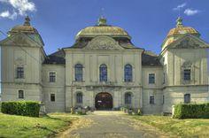 Halič Castle, Slovakia