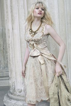 Ophelia Blaimer - Couture - Dirndl - Love - Angel of Love