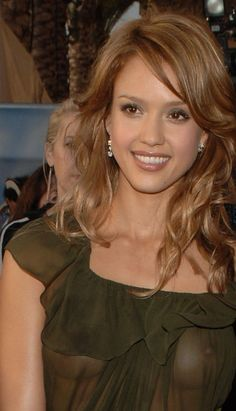 Happy birthday Jessica Alba. The closest we'll get to seeing your boobs.