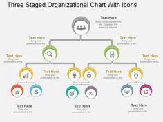 Organizational Charts PowerPoint Template Pinterest Diagram - Organizational chart ppt template