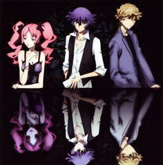 Natsuno, Toru et Megumi