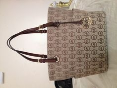 My new Michael Kors bag ;)