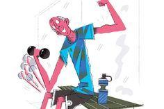 Um novo suplemento contra a perda muscular
