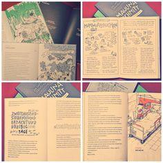 Auszüge aus Maulina Schmitt von Finn-Ole Heinrich. Bullet Journal