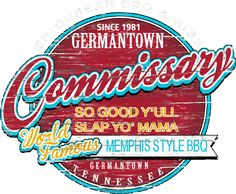 Memphis BBQ & Memphis Ribs :: Germantown Commissary - famous for pork tamales